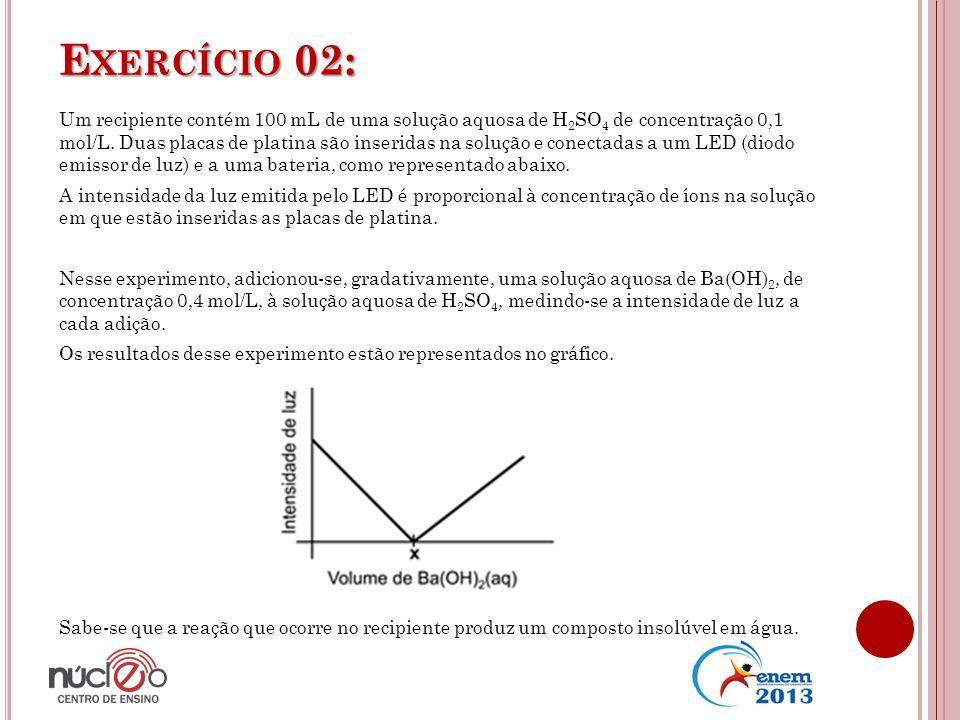 Exercício 02: