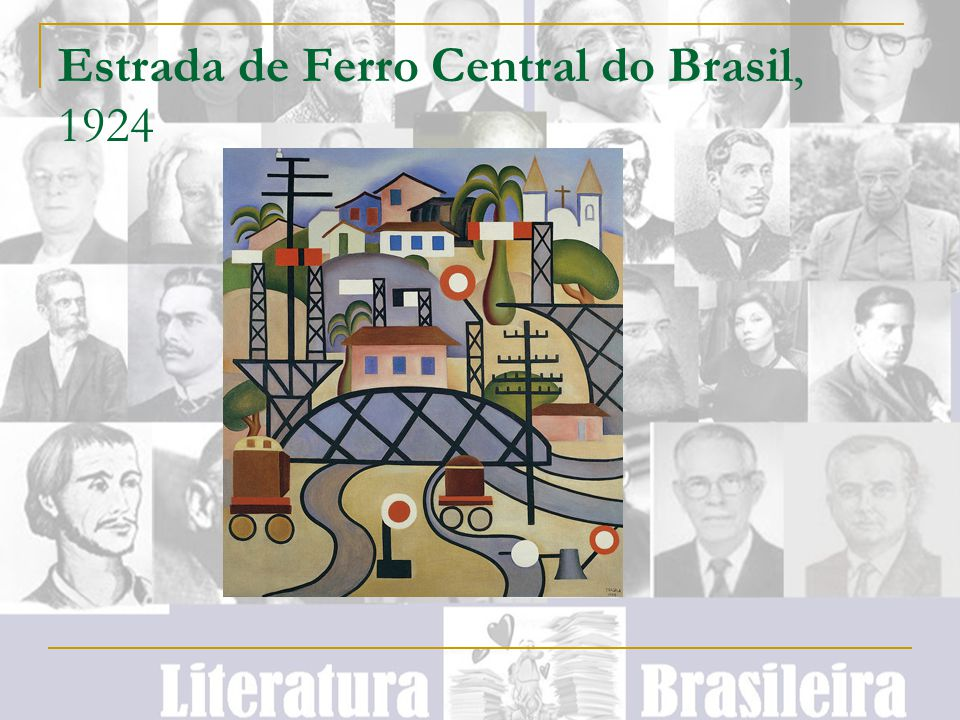Estrada de Ferro Central do Brasil, 1924