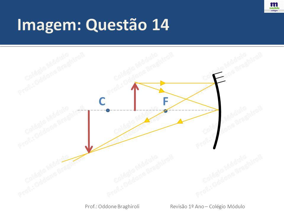 C F Imagem: Questão 14