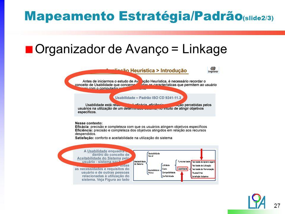 Mapeamento Estratégia/Padrão(slide2/3)
