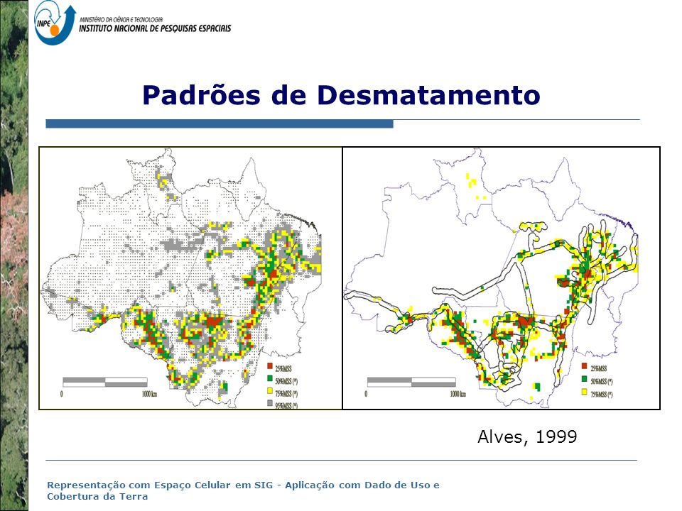 Padrões de Desmatamento