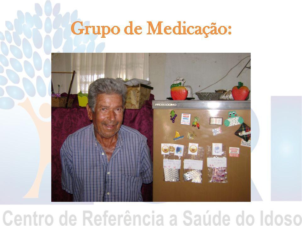 Grupo de Medicação: