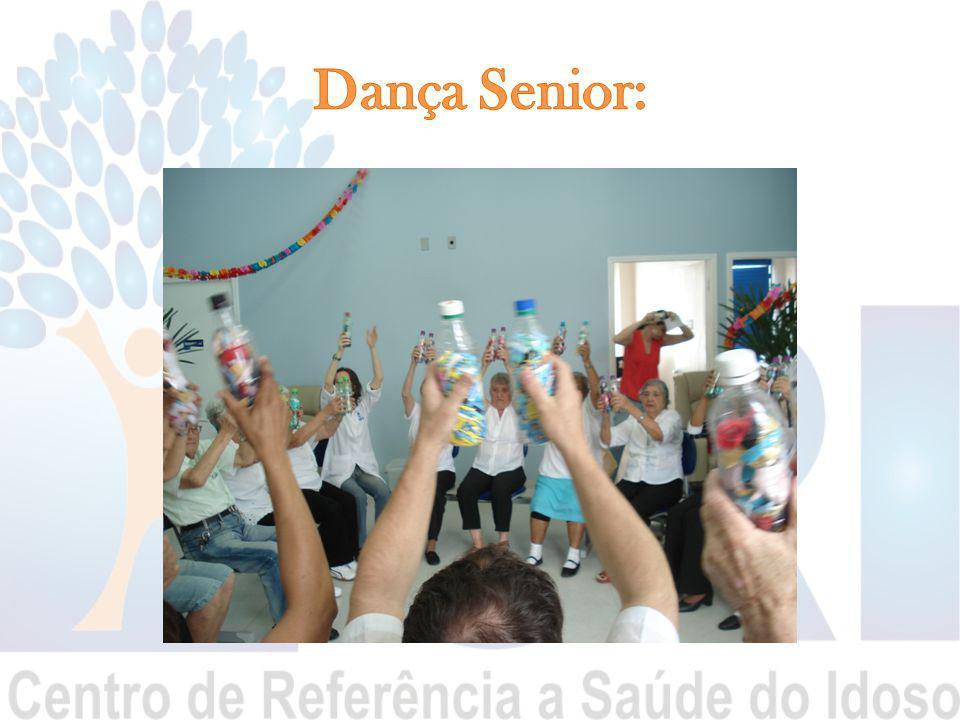 Dança Senior: