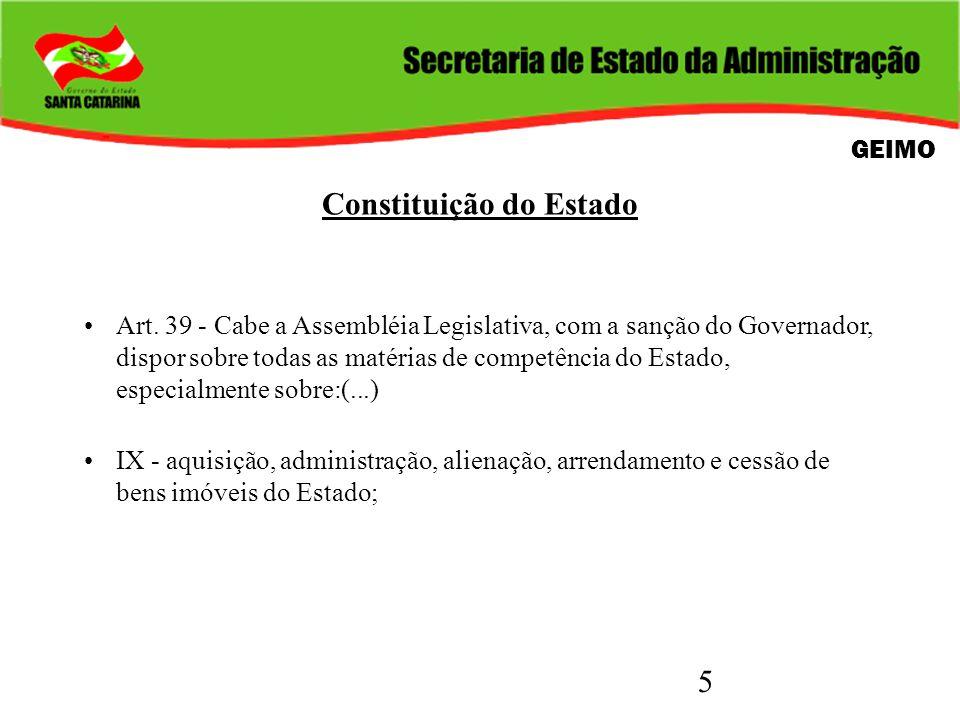 Constituição do Estado