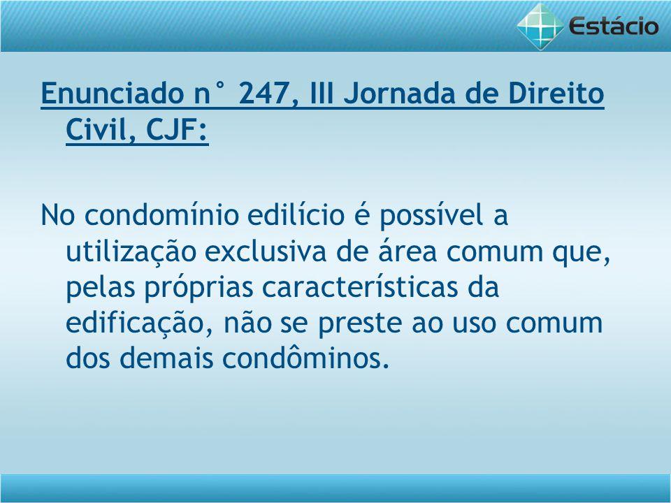 Enunciado n° 247, III Jornada de Direito Civil, CJF:
