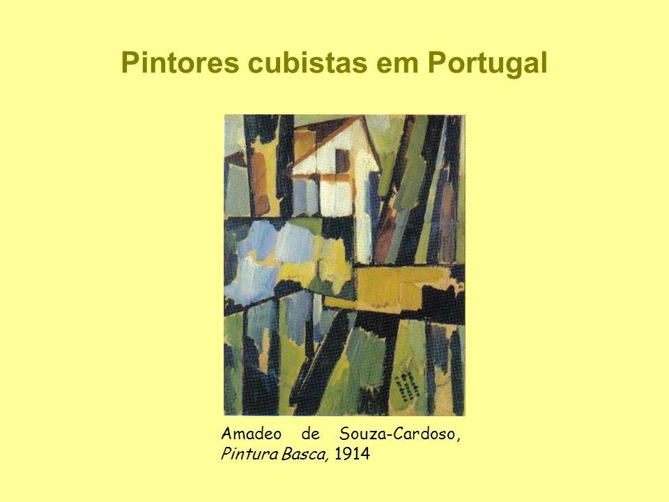 Pintores cubistas em Portugal
