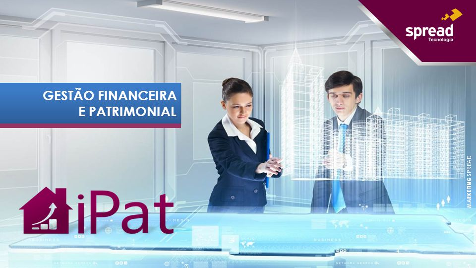 GESTÃO FINANCEIRA E PATRIMONIAL MARKETING SPREAD