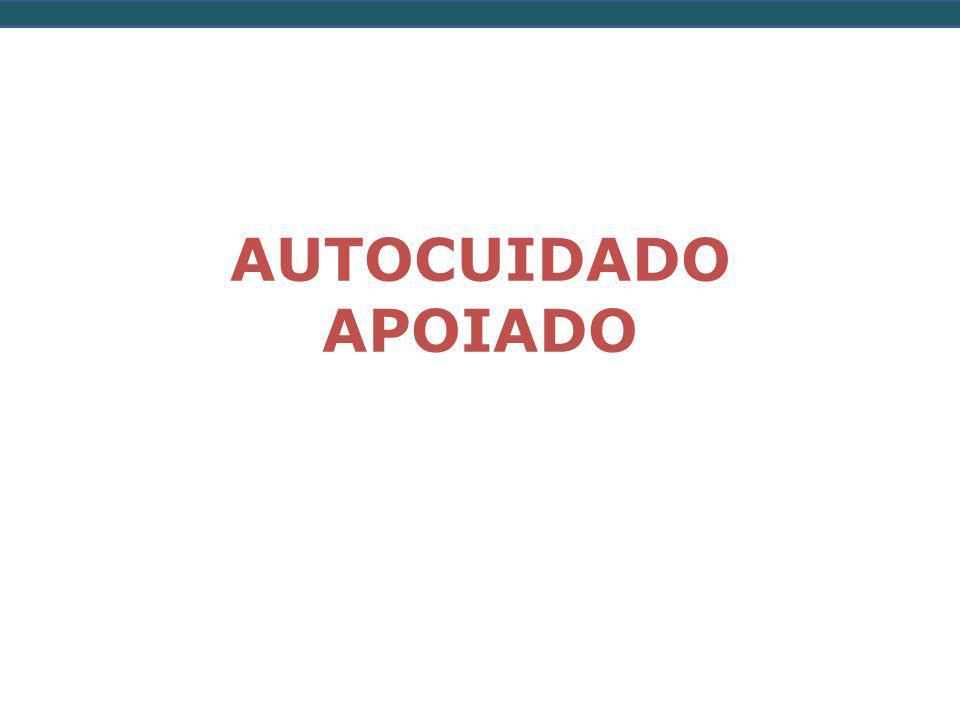 AUTOCUIDADO APOIADO