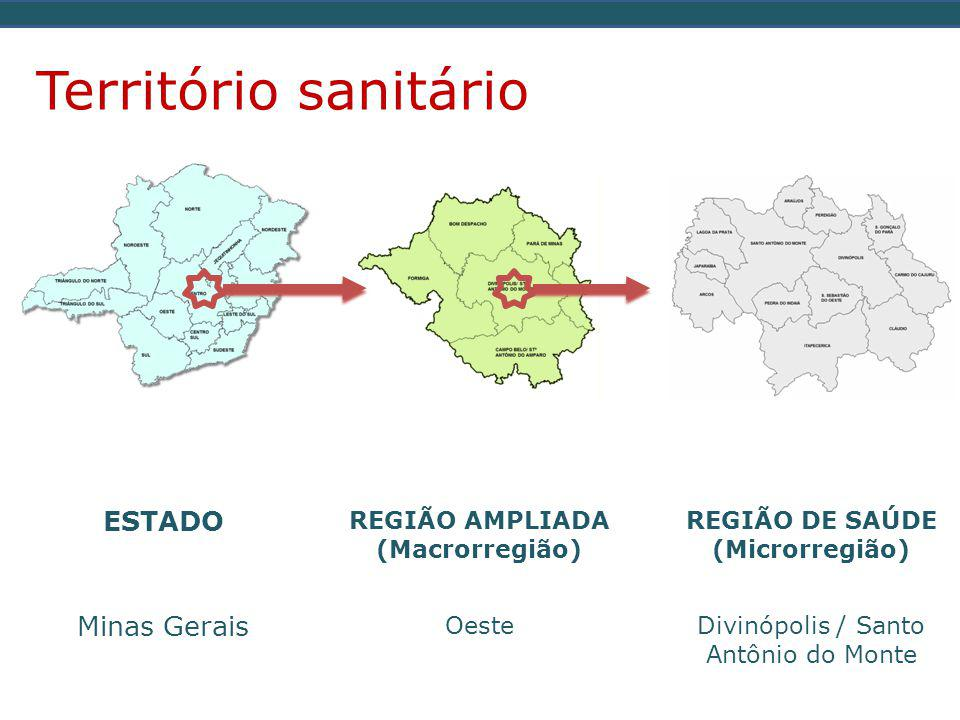 Divinópolis / Santo Antônio do Monte