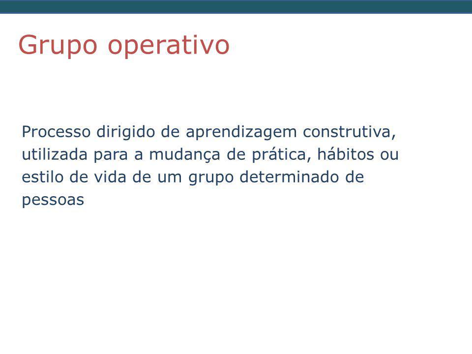 Grupo operativo