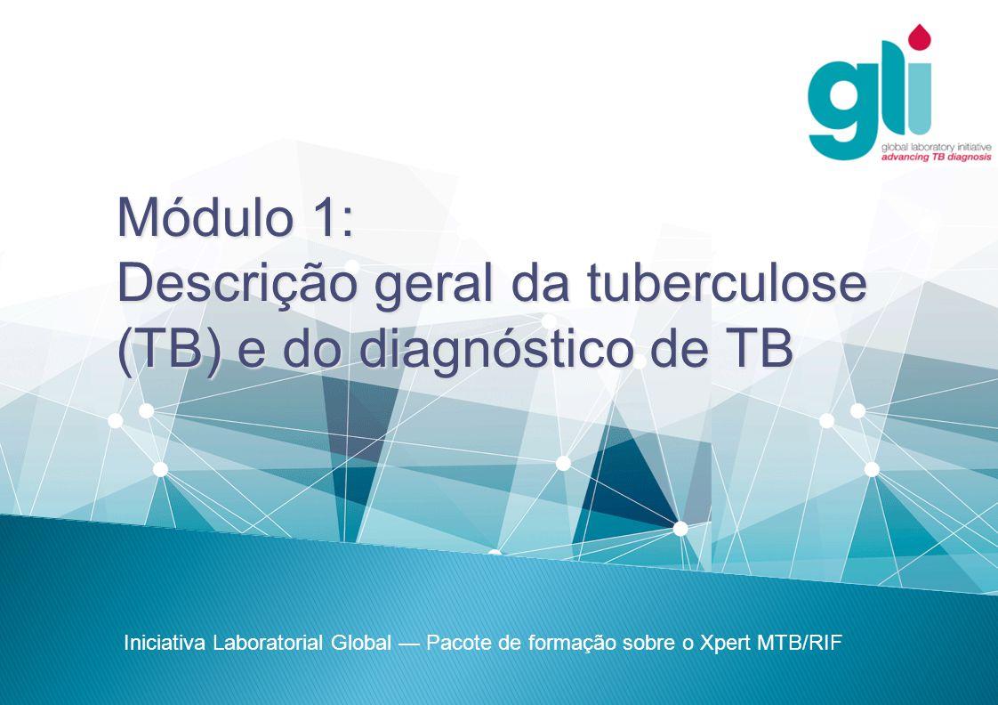 Descrição geral da tuberculose (TB) e do diagnóstico de TB