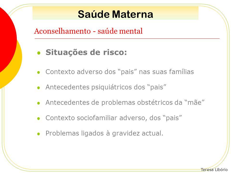 Aconselhamento - saúde mental