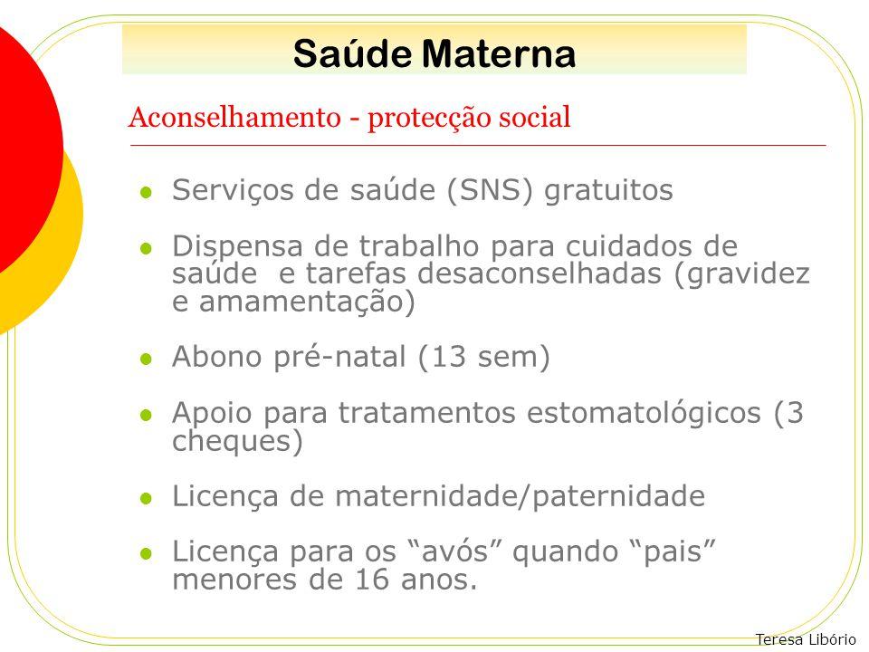 Aconselhamento - protecção social