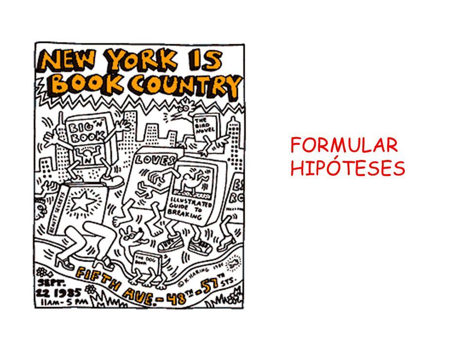 FORMULAR HIPÓTESES