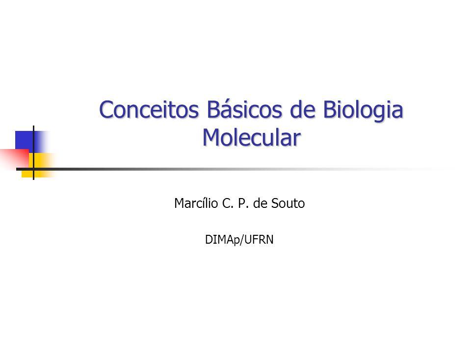 Conceitos Básicos de Biologia Molecular