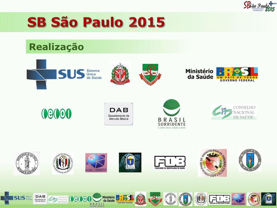 SB São Paulo 2015 Realização