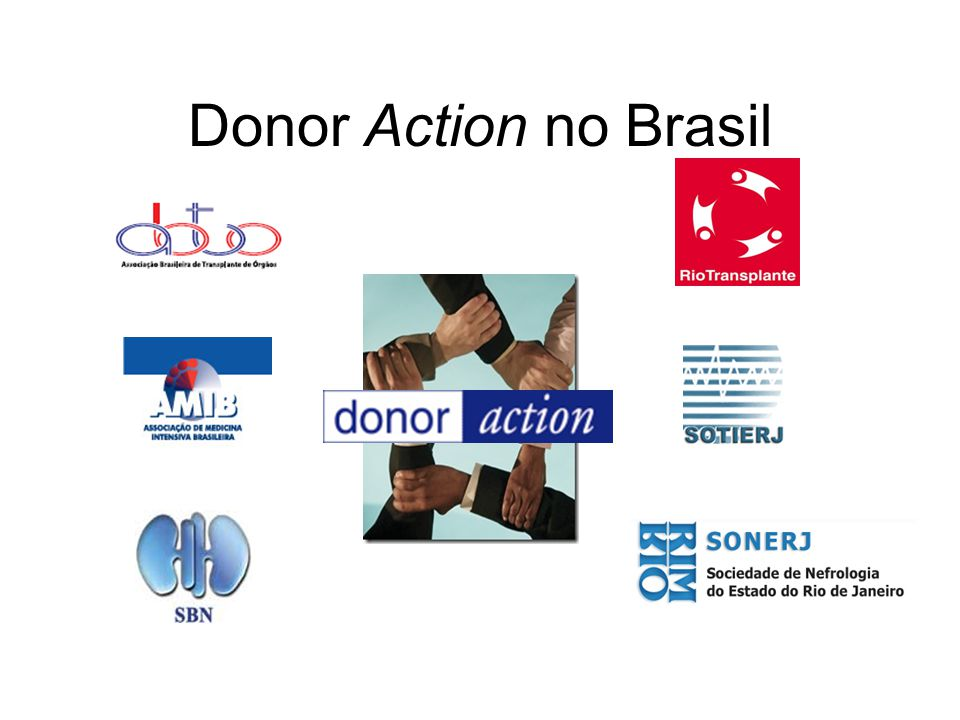 Donor Action no Brasil