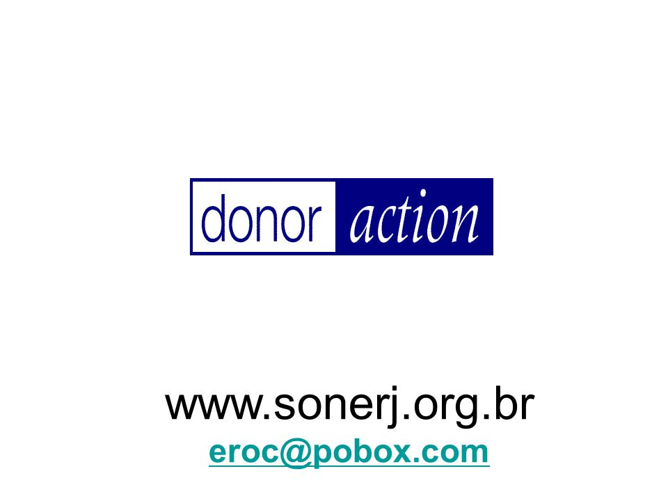 www.sonerj.org.br eroc@pobox.com