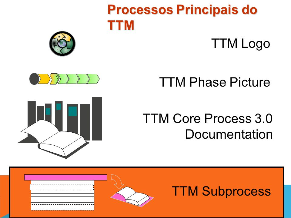 Processos Principais do TTM