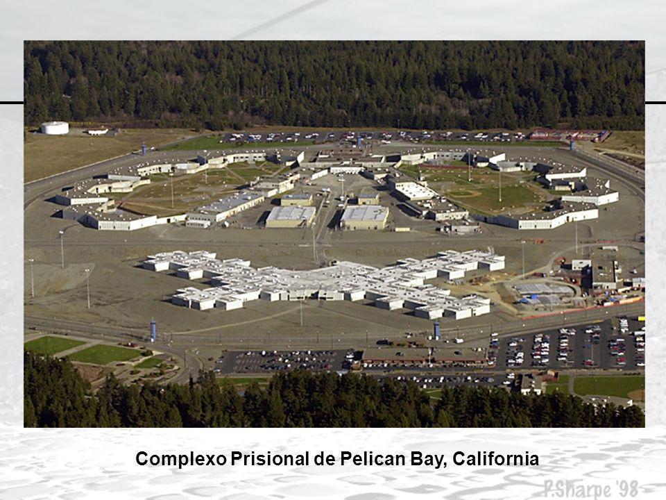 Complexo Prisional de Pelican Bay, California