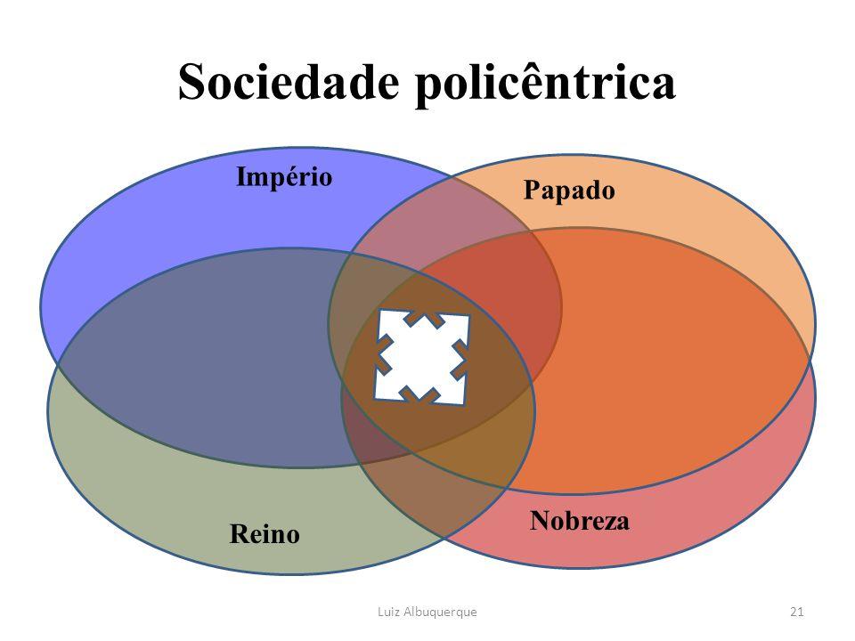 Sociedade policêntrica