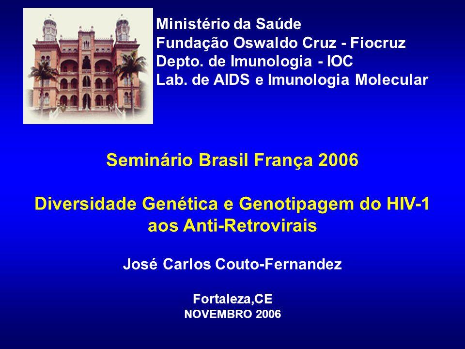 Seminário Brasil França 2006