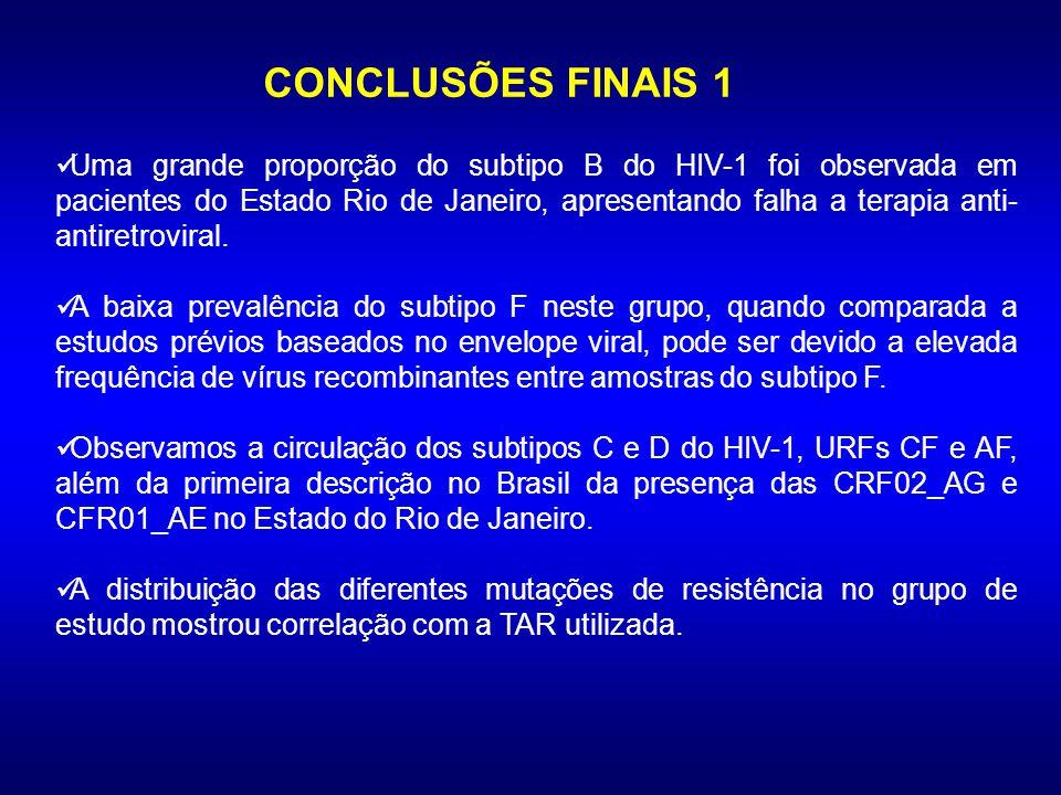 CONCLUSÕES FINAIS 1