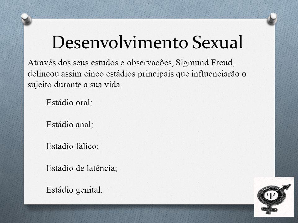 Desenvolvimento Sexual