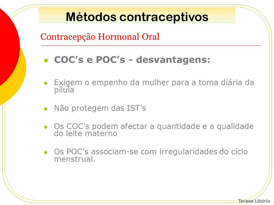 Contracepção Hormonal Oral