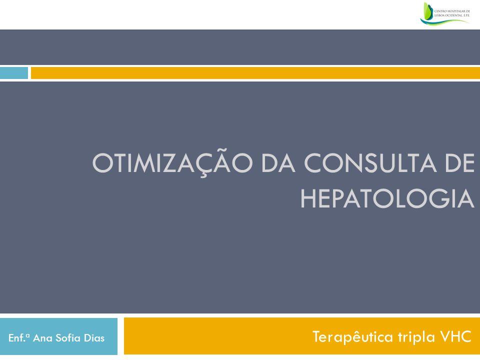 Otimização da consulta de hepatologia