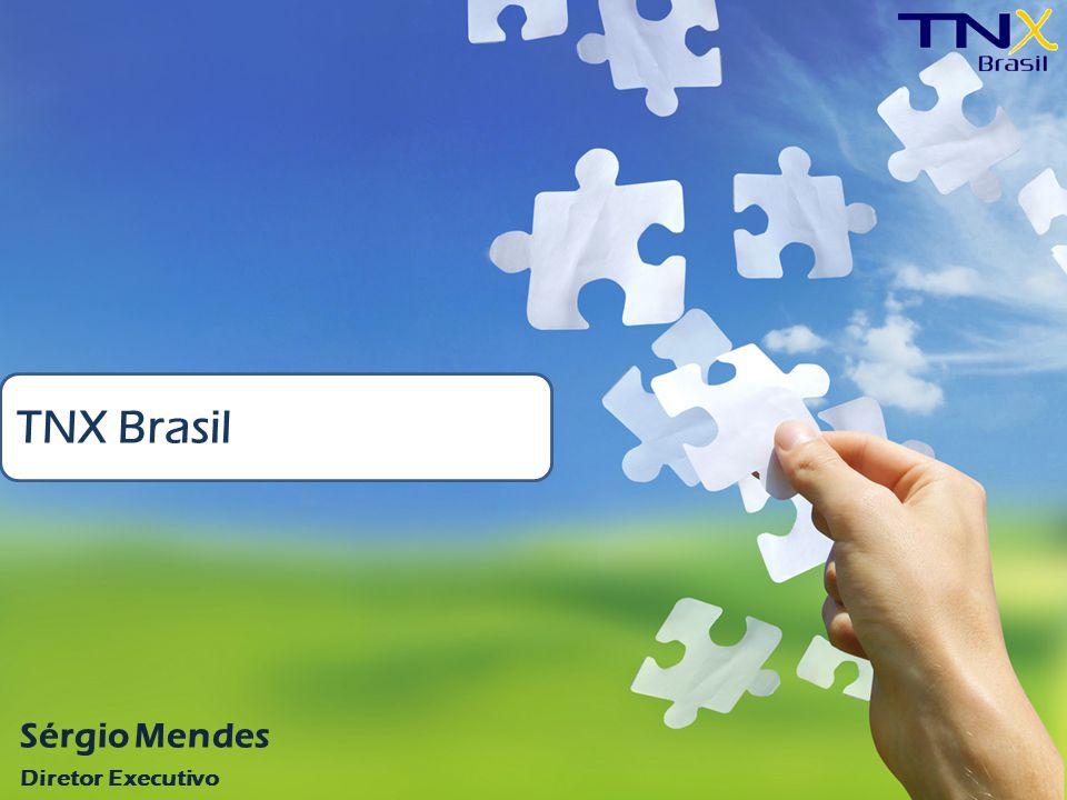 TNX Brasil Sérgio Mendes Diretor Executivo