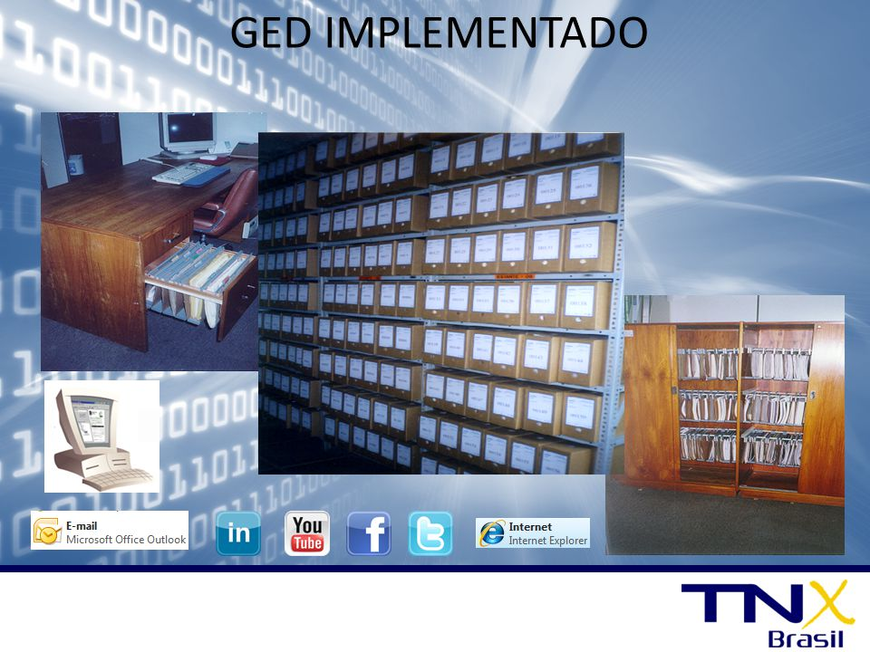 GED IMPLEMENTADO