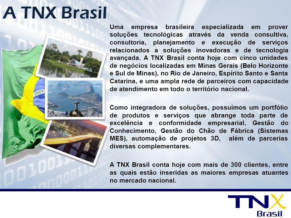 A TNX Brasil