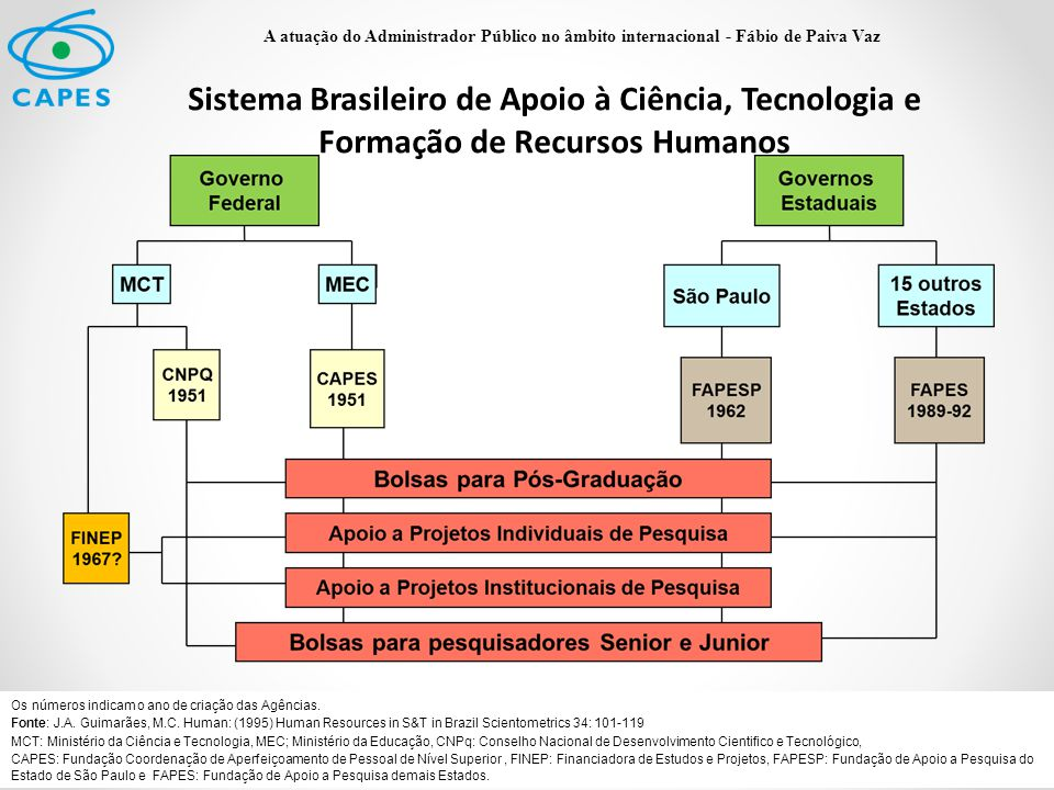 A atuação do Administrador Público no âmbito internacional - Fábio de Paiva Vaz