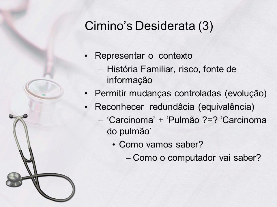Cimino's Desiderata (3)