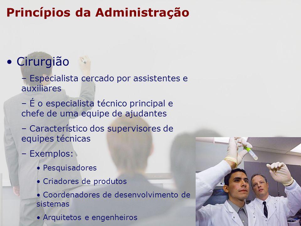 Cirurgião Especialista cercado por assistentes e auxiliares