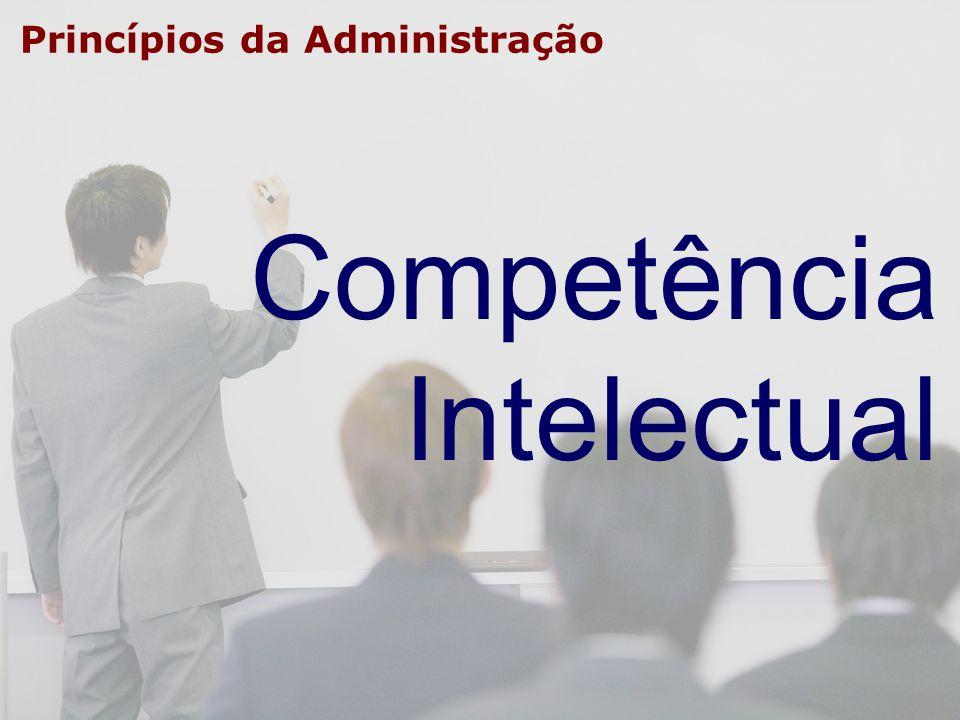 Competência Intelectual
