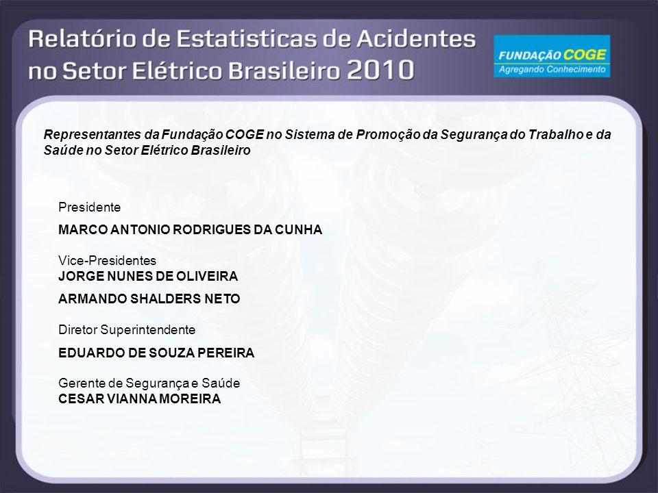 ARMANDO SHALDERS NETO Diretor Superintendente