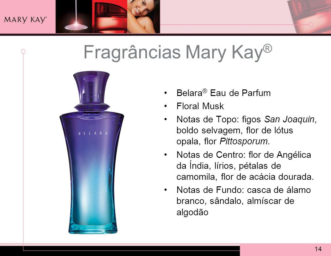 Fragrâncias Mary Kay® Belara® Eau de Parfum Floral Musk