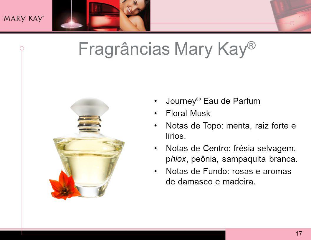 Fragrâncias Mary Kay® Journey® Eau de Parfum Floral Musk