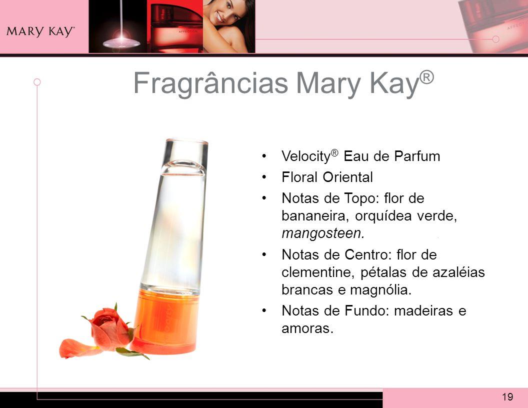 Fragrâncias Mary Kay® Velocity® Eau de Parfum Floral Oriental