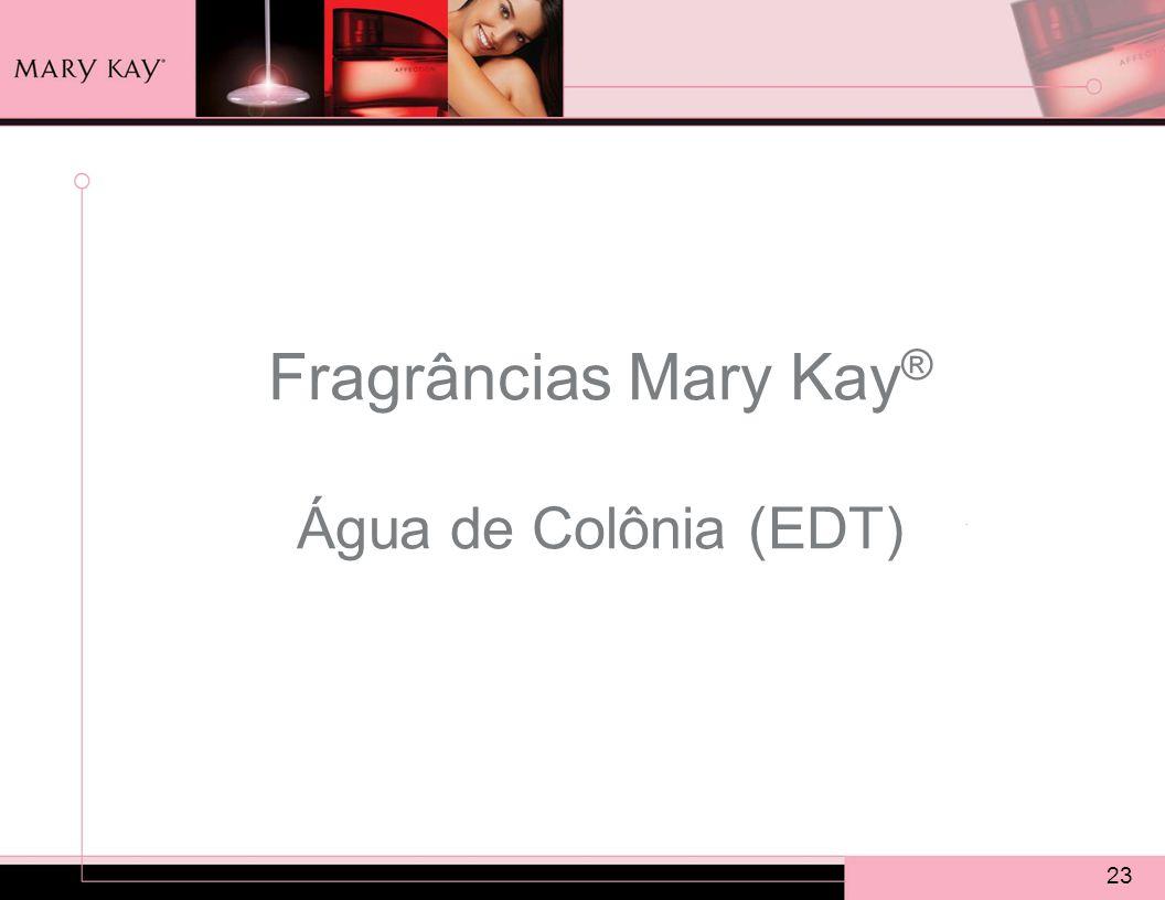 Fragrâncias Mary Kay® Água de Colônia (EDT)