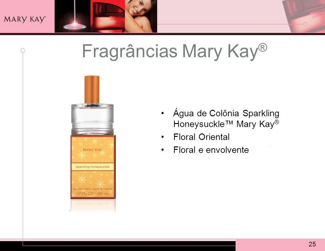 Fragrâncias Mary Kay® Água de Colônia Sparkling Honeysuckle™ Mary Kay®