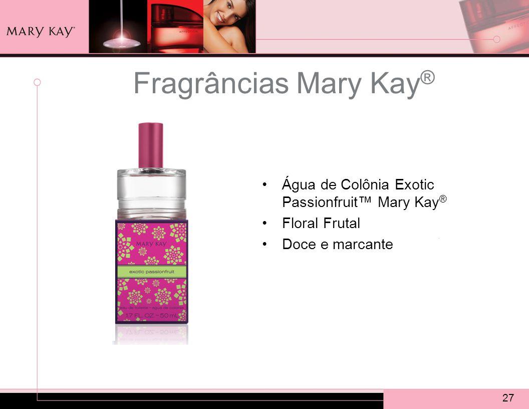 Fragrâncias Mary Kay® Água de Colônia Exotic Passionfruit™ Mary Kay®
