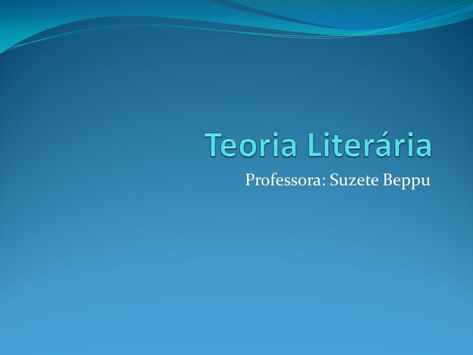 Professora: Suzete Beppu