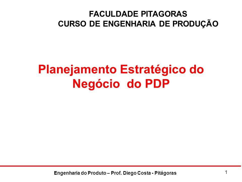 Planejamento Estratégico do Negócio do PDP