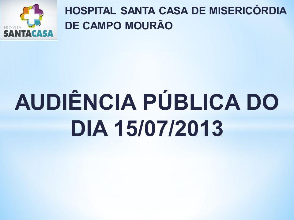 HOSPITAL SANTA CASA DE MISERICÓRDIA DE CAMPO MOURÃO