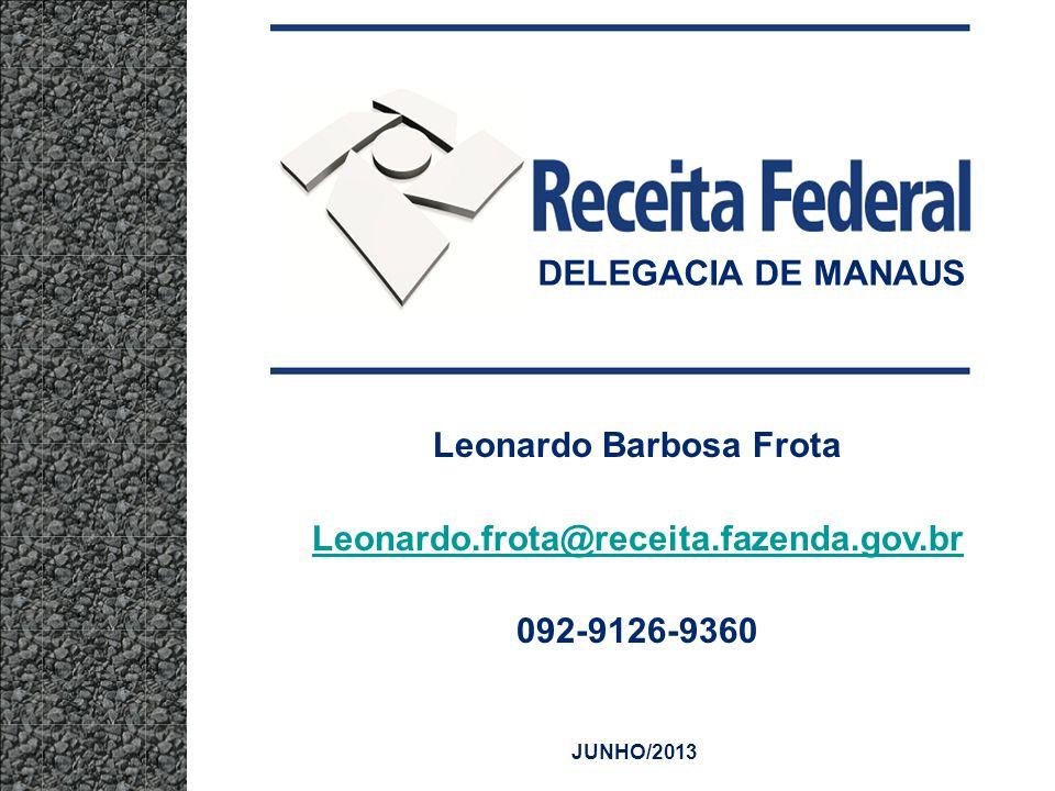 Leonardo Barbosa Frota