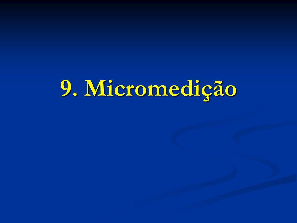 9. Micromedição