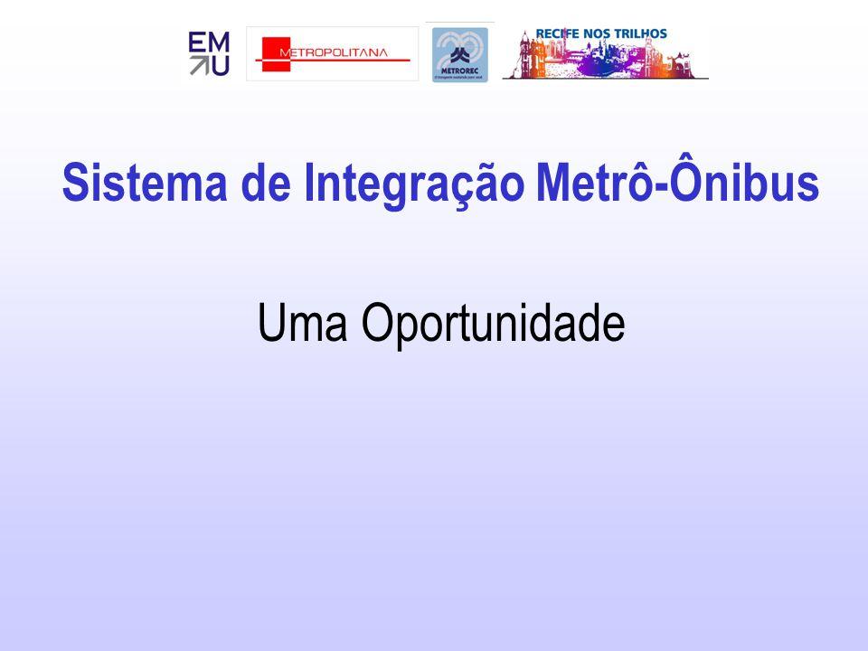 Sistema de Integração Metrô-Ônibus